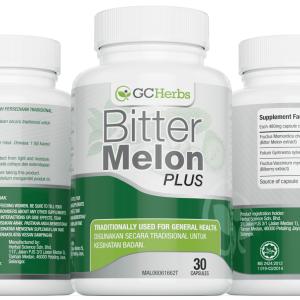 bitter melon plus