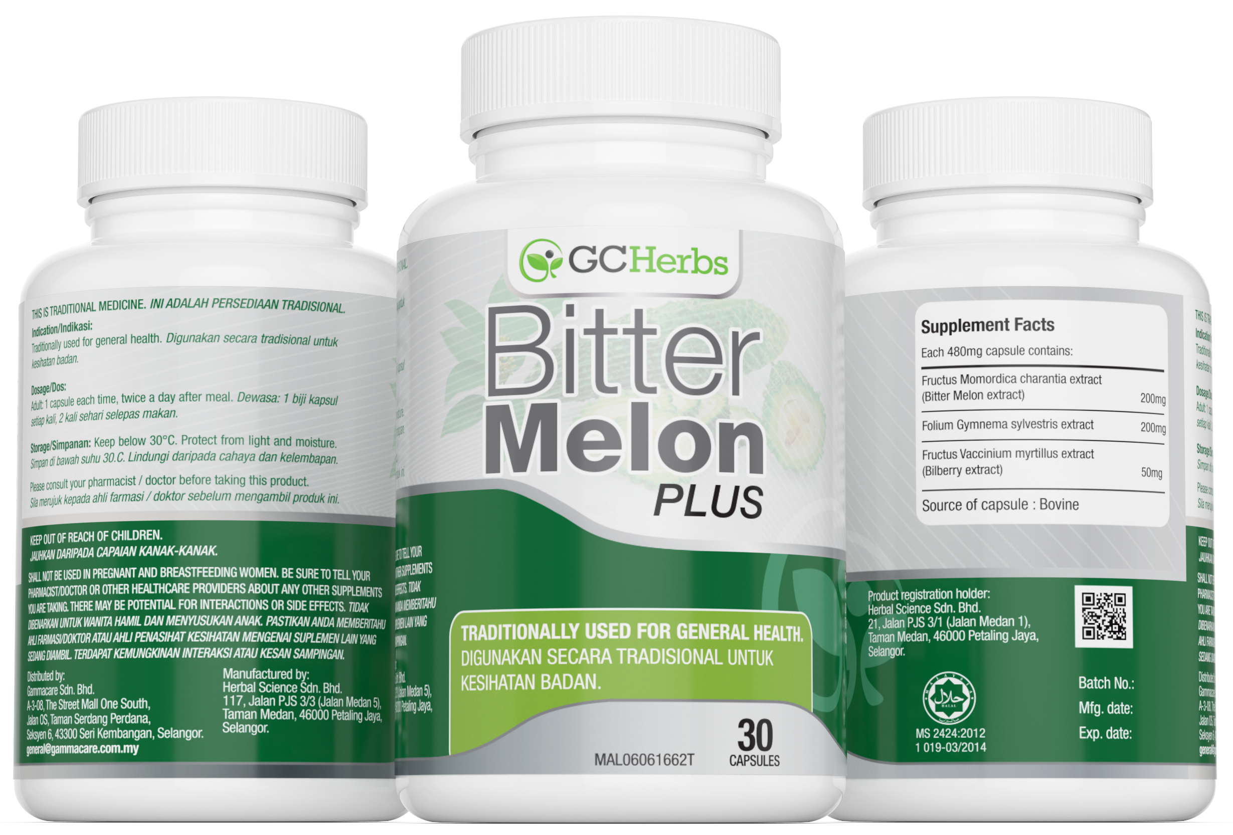 bitter melon plus